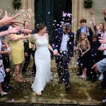 Wedding Confetti Photography Nottingham