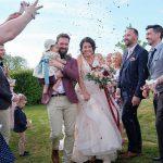 Wedding confetti Sheffield