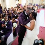 Wedding Kiss Photo Sheffield