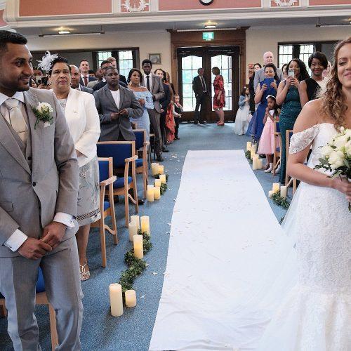 Wedding Vows Photo