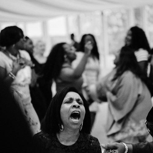 Wedding Dance Candid Photo