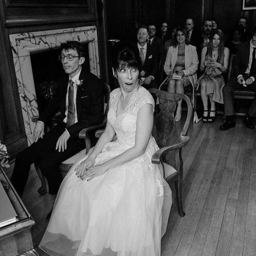 Wedding Candid Moment